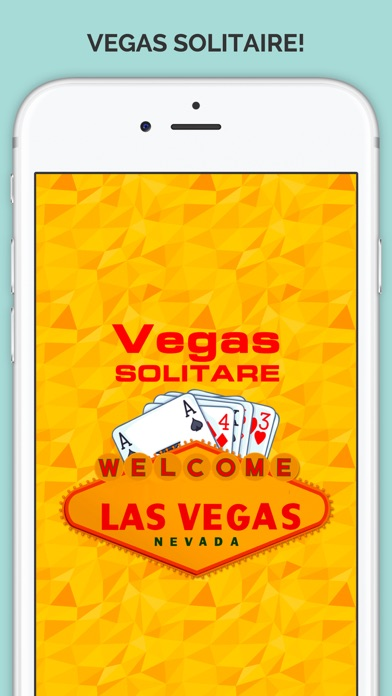 Super Full Deck Solitaire of Las Vegas Double Diamond Casino Fun Journey Screenshot