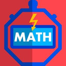 Crazy Math speed academy games
