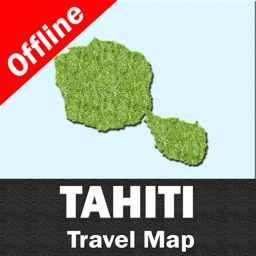 TAHITI – GPS Travel Map Offline Navigator