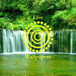 Waterfall Live Wallpapers - Animated Wallpapers For Home Screen & Lock Screen 4+