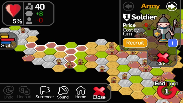 Strategy War - Conquer the World! screenshot-0