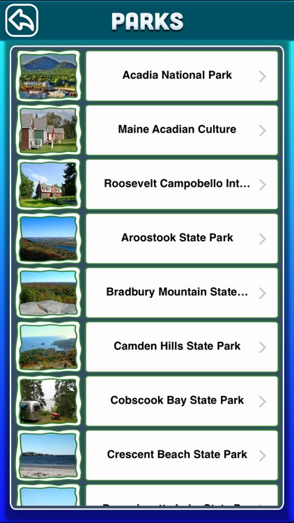 Maine National & State Parks screenshot-2