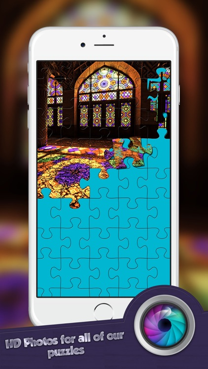 Puzzles Art - Free Edition For Puzzle Lovers screenshot-3