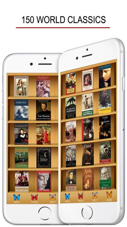 150 Must Read English Language Literature Books - Classics screenshot-0