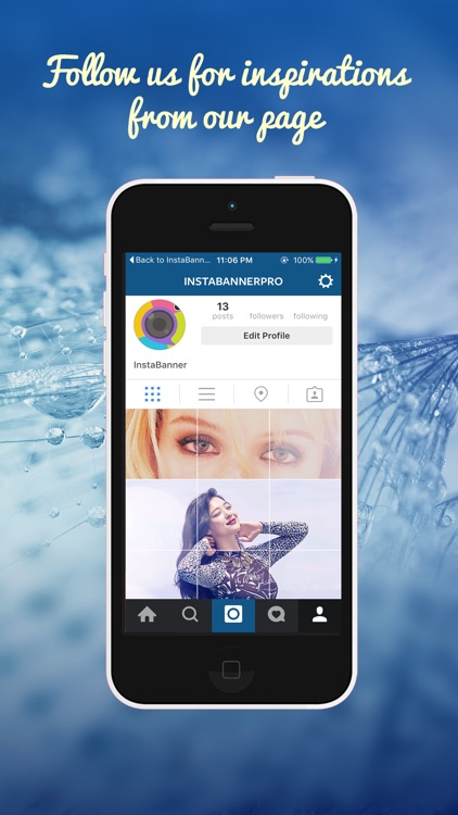 IGGrids –  Crop Your Photos In Banners / Tiles For Instagram Profile View screenshot-4