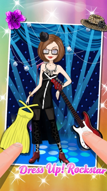 Dress Up! Rockstar