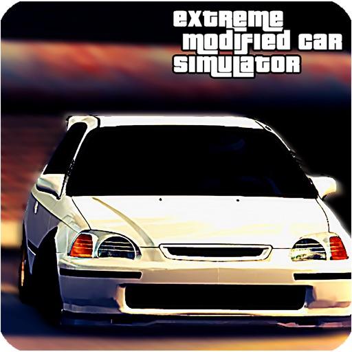 Extreme Modified Car Simulator iOS App