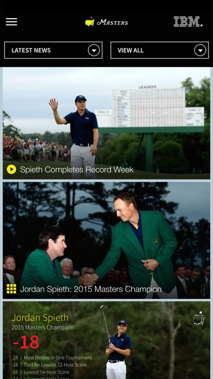 The Masters Tournament screenshot-3