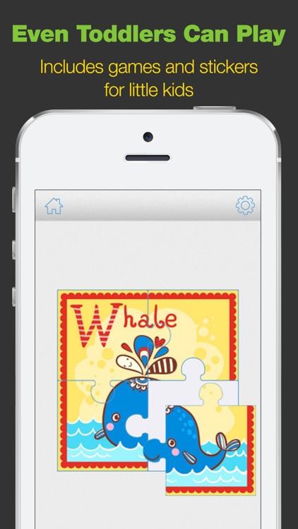 ABC Games - Over 25 Alphabet Letter & Phonics Games for Preschool & Kindergarten screenshot-4