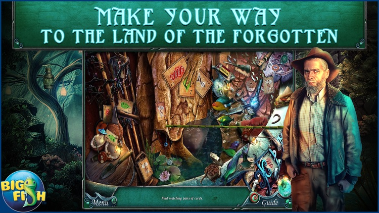 Rite of Passage: The Lost Tides - A Mystery Hidden Object Adventure