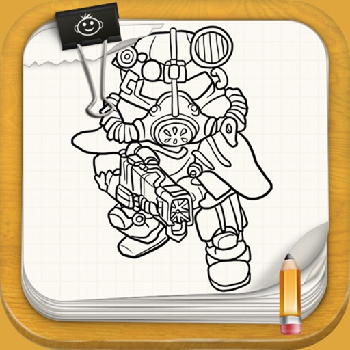Learn To Draw For Fallout Collection