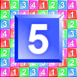 FIVE5 - Number Puzzle Adventure