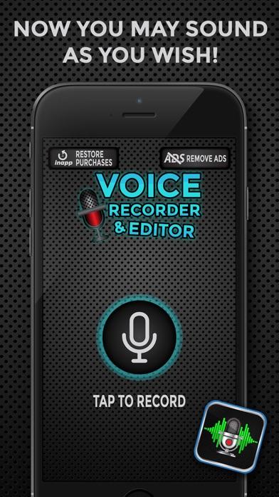 Диктофон и редактор – Изменить свой голос с забавными ...