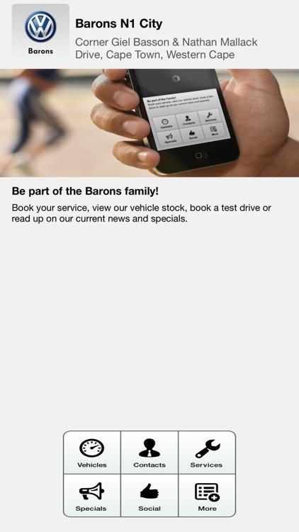 Barons N1 City