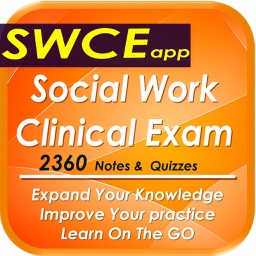SWCE Social Work Clinical Exam 2200 Notes & quiz