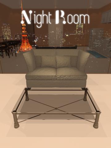 脱出ゲーム Night Roomのおすすめ画像1