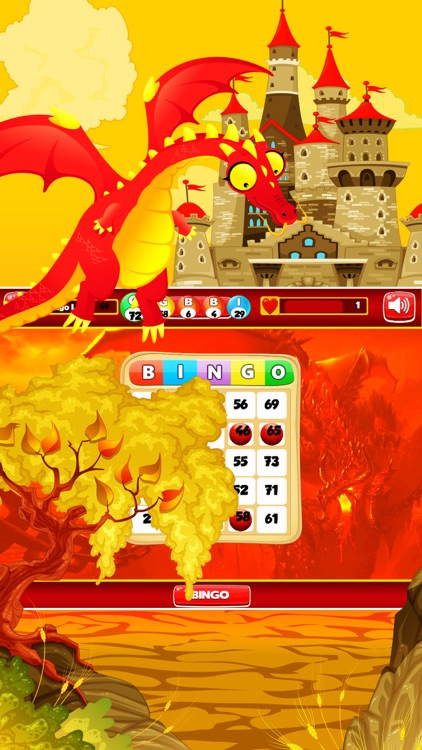 Town Bingo - Bingo Game screenshot-1