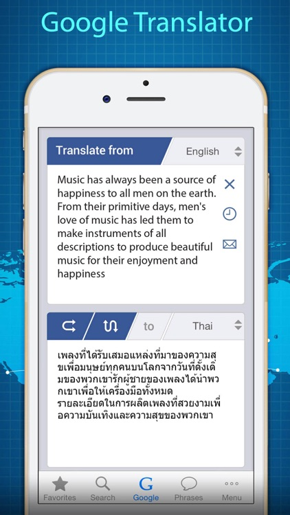 Dictionary & Thesaurus with Google Translate screenshot-3