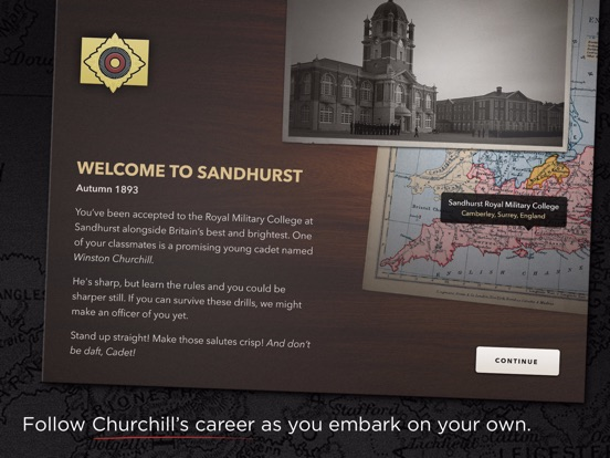 Churchill Solitaire для iPad