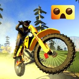 Motocross VR Game