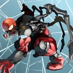 Iron Spider Super Hero