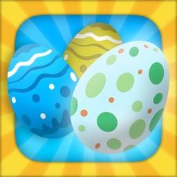 Easter Egg Hunt - Find Hidden Eggs and Fill Your Basket for Kids