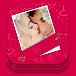 Crazy Love Photo Frames