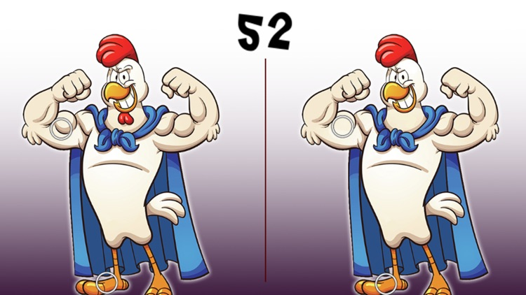 Spot The Differences Game Free