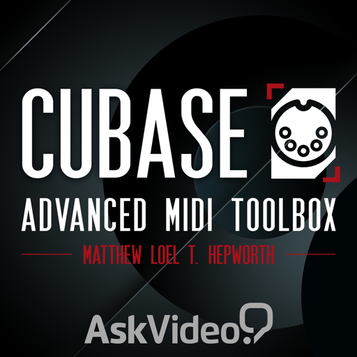 AV For Cubase 7 - Advanced Midi Toolbox
