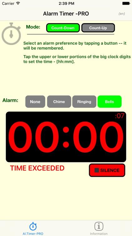 Alarm Timer -PRO screenshot-3