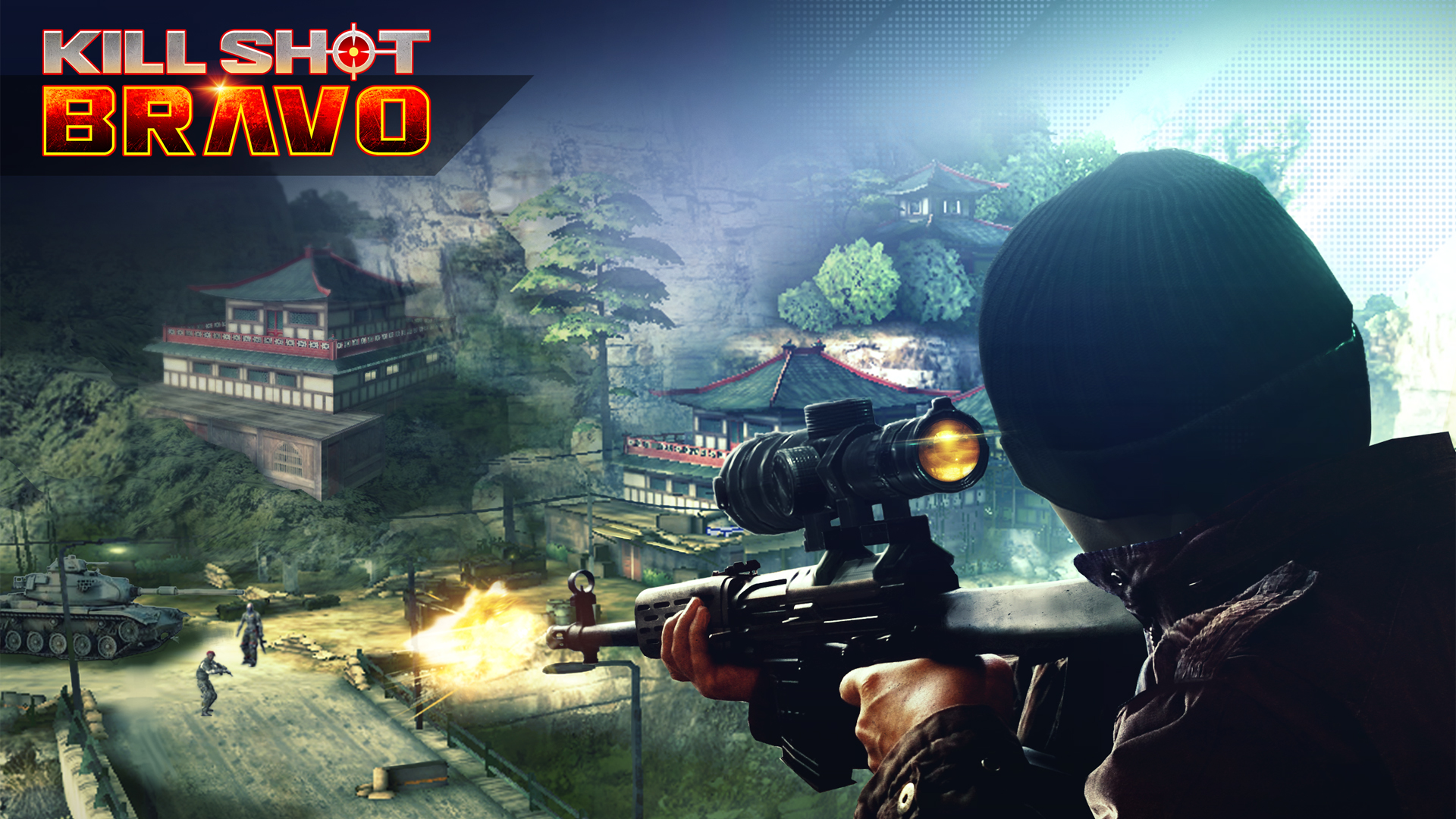Kill Shot Bravo: Sniper Game screenshot 15