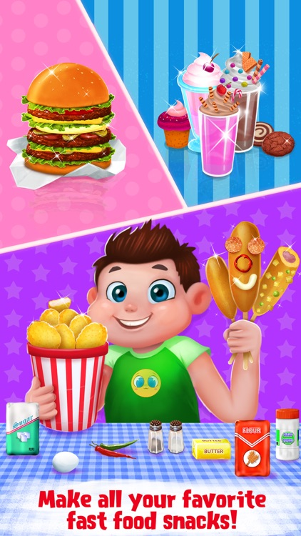 Burgers & Shakes screenshot-4
