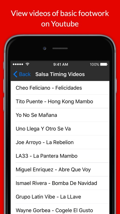 Salsa Rhythm - the Latin Dance Practice Tool screenshot-4