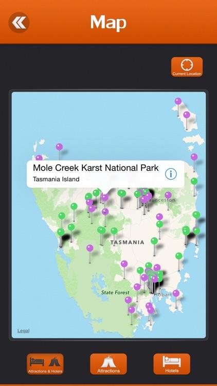 Tasmania Island Tourism Guide screenshot-3
