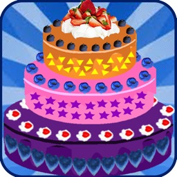Delicious Cake Make Decoration Bakery Story Cooking Games for Girls