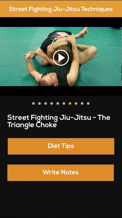 Brazilian Jiu-Jitsu (BJJ) - The Best Martial Arts For a Real Street Fight screenshot-0