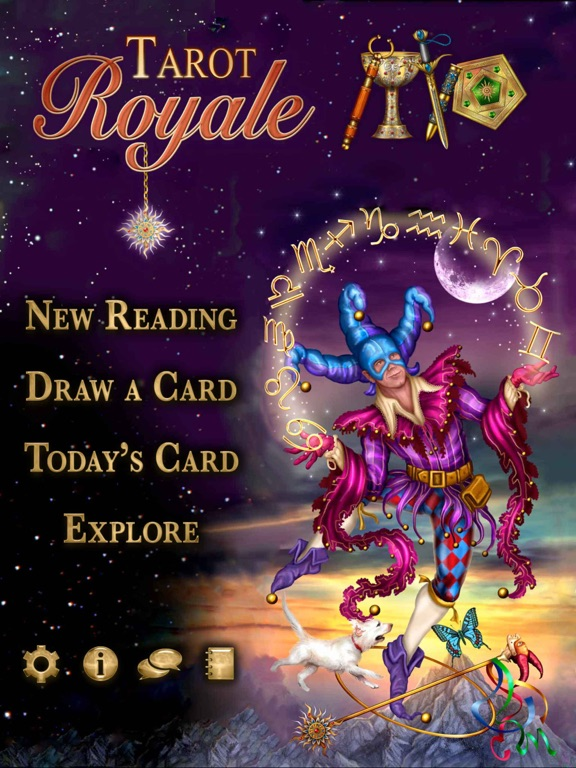 Ciro's Tarot Royale-ipad-0