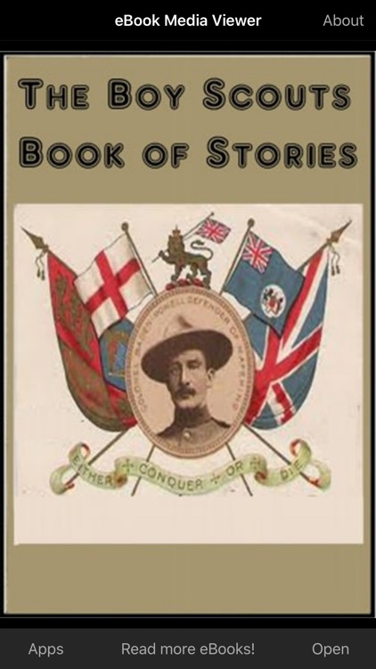 eBook: The Boy Scouts Book of Stories