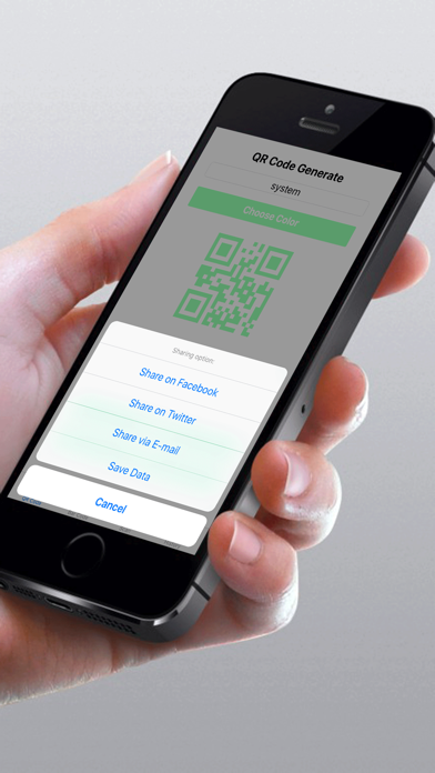 QR&Barcode Scanner:Generate and Read all type codeのおすすめ画像1