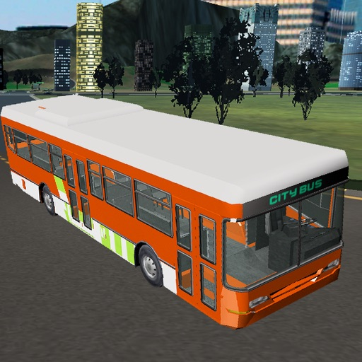 City Bus Driver Simulator Icon