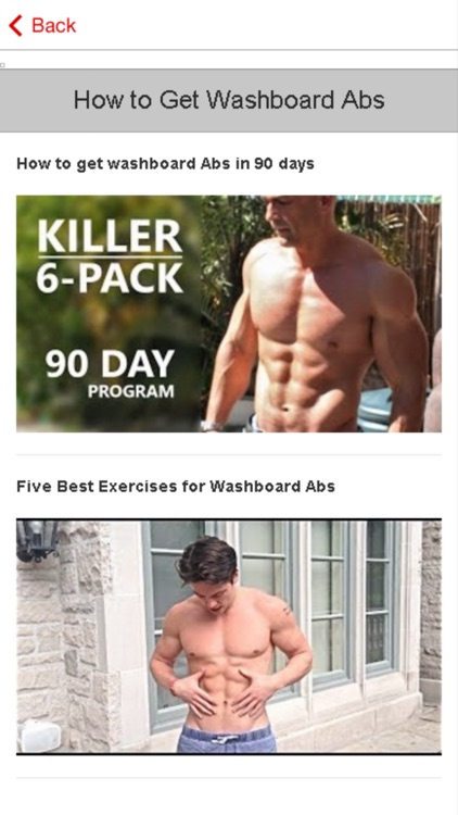 Bodybuilding Training Tips And Techniques screenshot-4