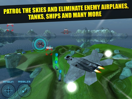 Plane Fighting Games >> Jet Plane Fighter Pilot Flying Simulator Real War Combat Fighting