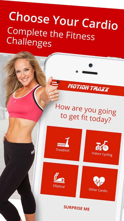 Motion Traxx: HIIT Workouts