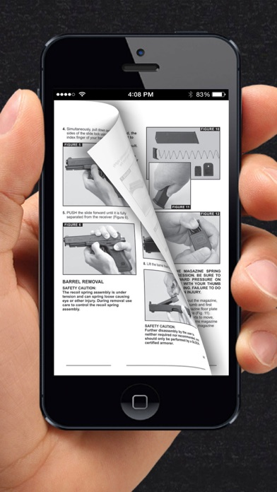 Screenshot for Glock Owners Manual & Maintenance Guide in United States App Store