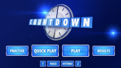 Screenshot for Countdown - The Official TV Show App in United Kingdom App Store