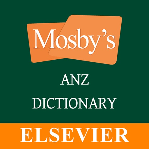 Mosby's ANZ Dictionary icon