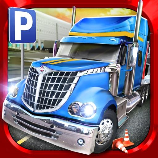 Trucker Parking Simulator АвтомобильГонки ИгрыБесплатно