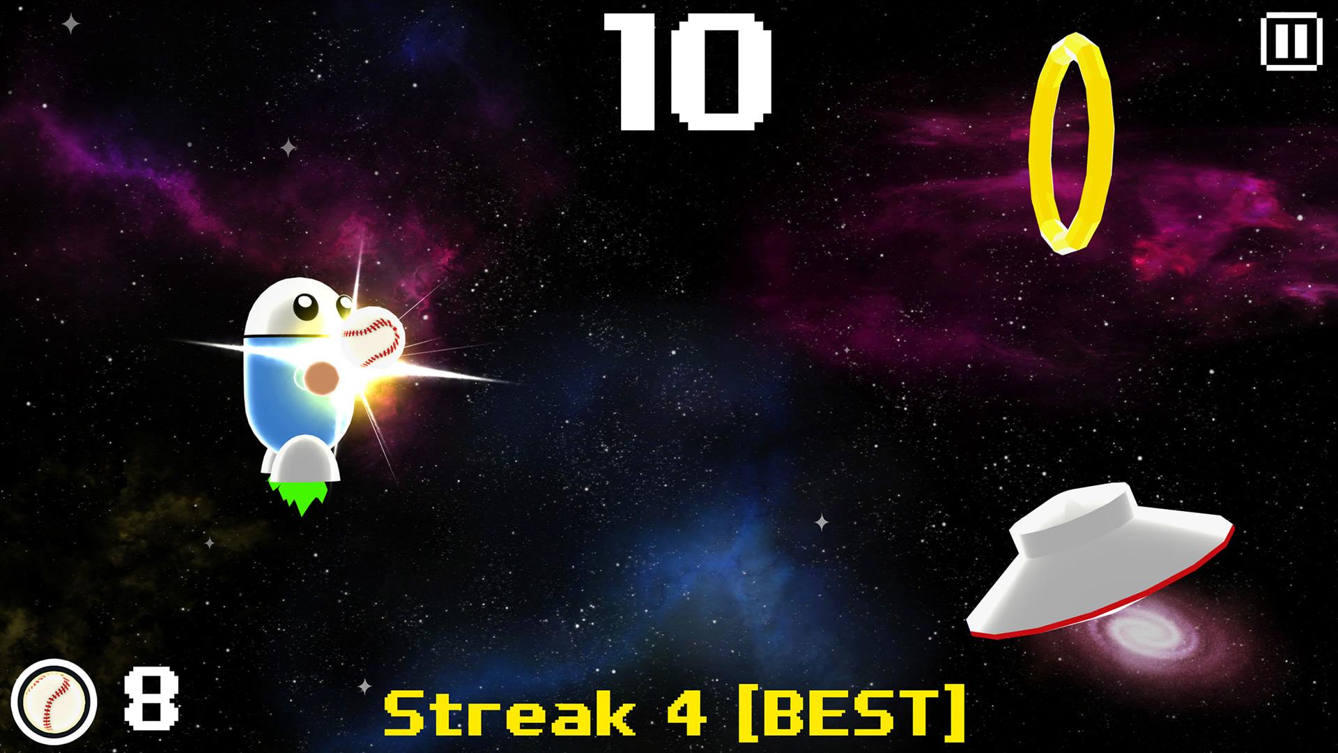 SBACEBALL screenshot 7