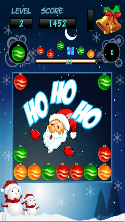 Christmas POP! - Free Xmas Game screenshot-3