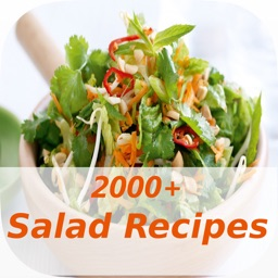 2000+ Salad Recipes
